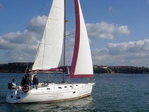 Practicas de Seguridad y Navegacion de Capitan de yate cy Prácticas de Seguridad y Navegación de Capitán de Yate   CY