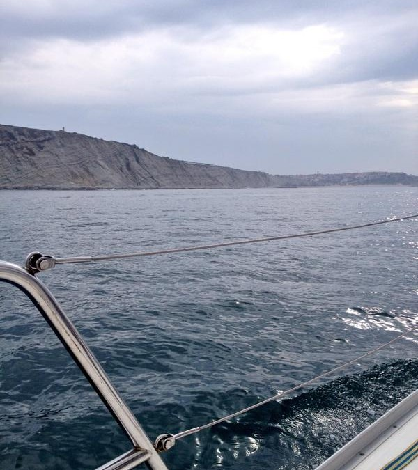 Surcando los mares con 5 grandes bloggers.