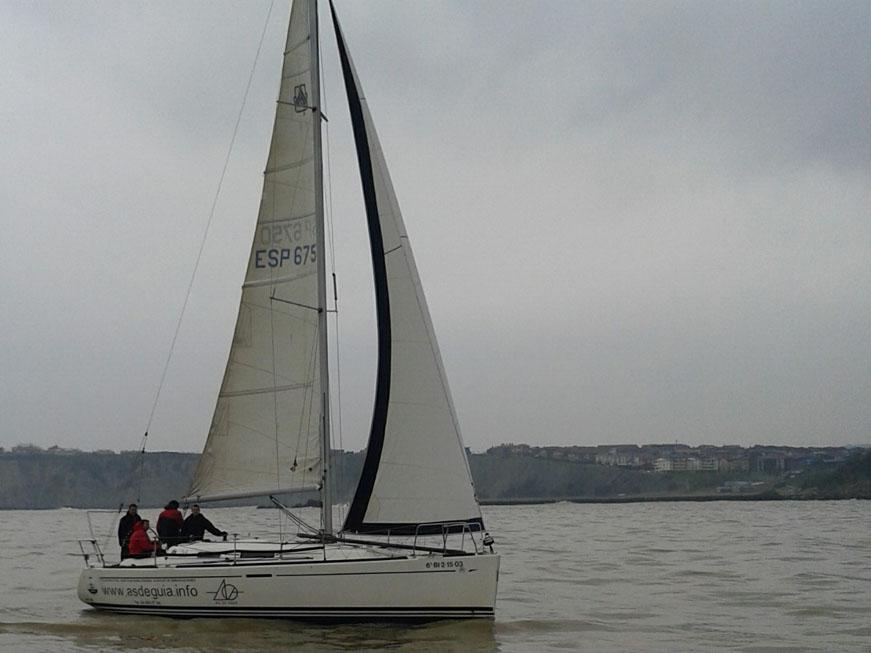 Primer curso de Licencia de Navegación